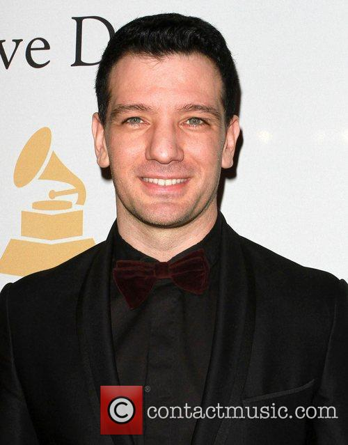 J.C. Chasez 2011 Pre-Grammy Gala and Salute to...