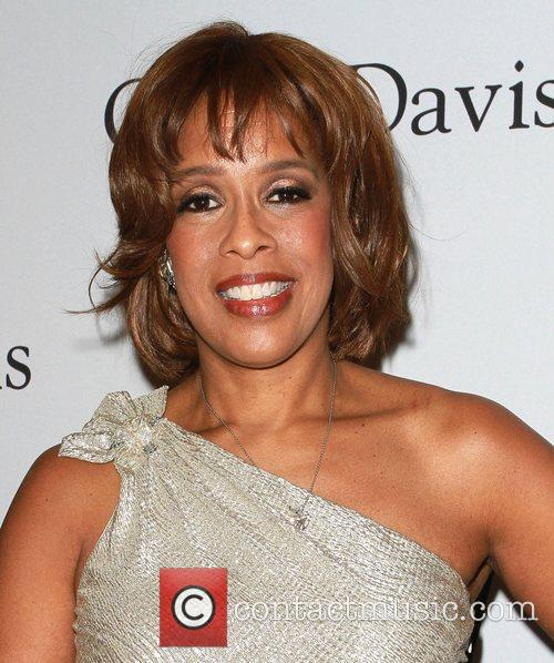 Gayle King 2011 Pre-Grammy Gala and Salute to...