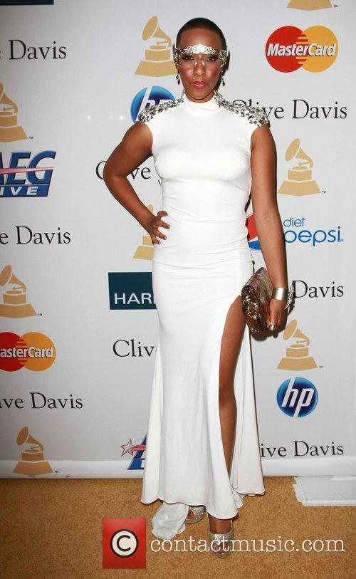 Guest 2011 Pre-Grammy Gala and Salute to Industry...