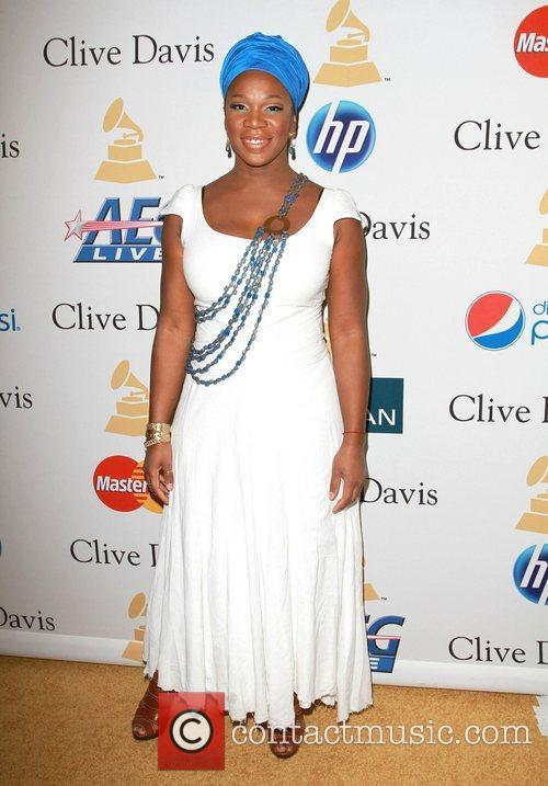 India Arie and David Geffen 5