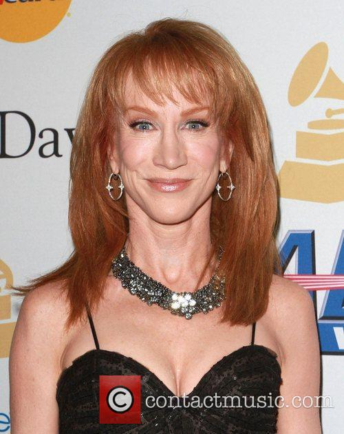 Kathy Griffin 2011 Pre-Grammy Gala and Salute to...