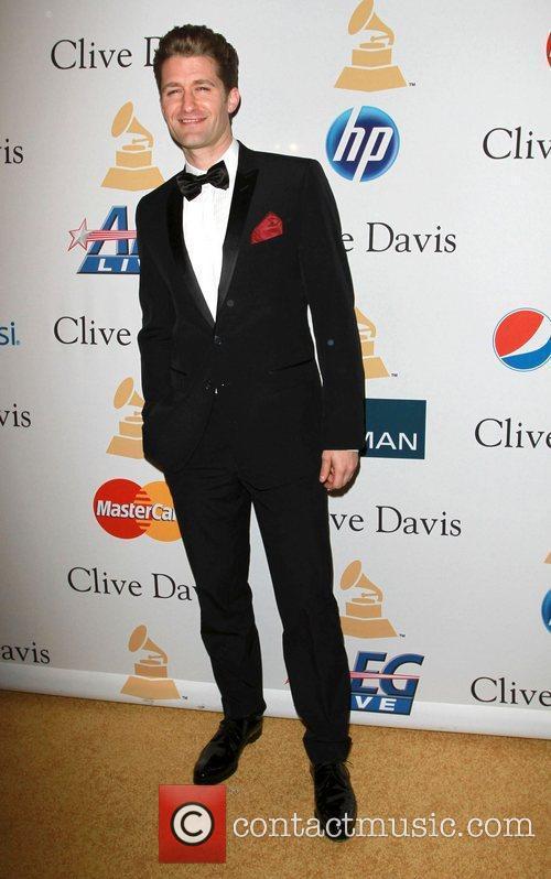Matthew Morrison 2011 Pre-Grammy Gala and Salute to...