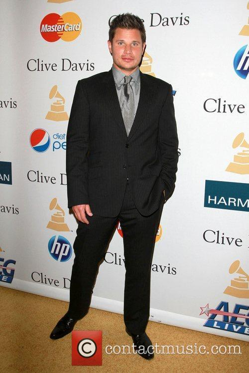 Nick Lachey 2011 Pre-Grammy Gala and Salute to...