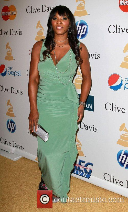Serena Williams 2011 Pre-Grammy Gala and Salute to...