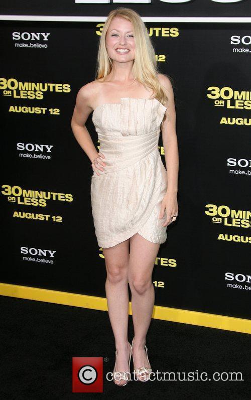 Christie Brooke Los Angeles Premiere of 30 Minute...