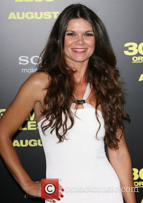 Danielle Vasinova Los Angeles Premiere of 30 Minute...