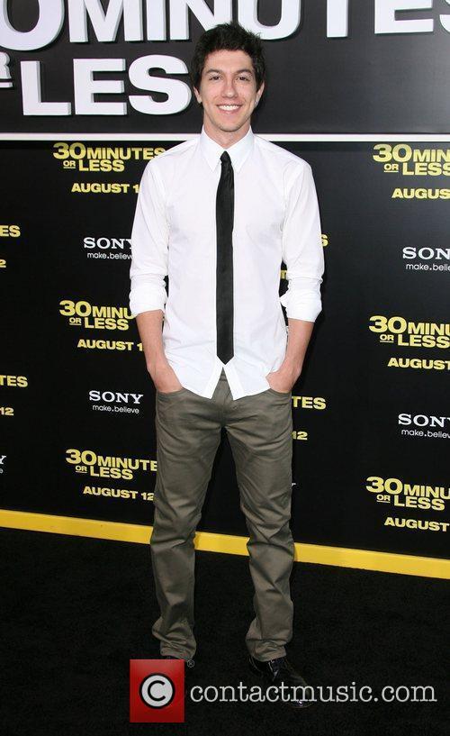 Jared Kusnitz Los Angeles Premiere of 30 Minute...