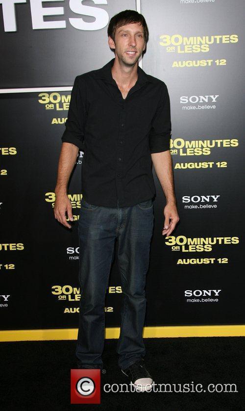 Joel David Moore Los Angeles Premiere of 30...