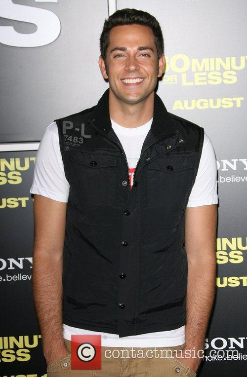 Zachary Levi Los Angeles Premiere of 30 Minute...