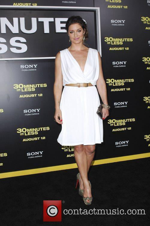 Bianca Kajilich  Los Angeles Premiere of 30...