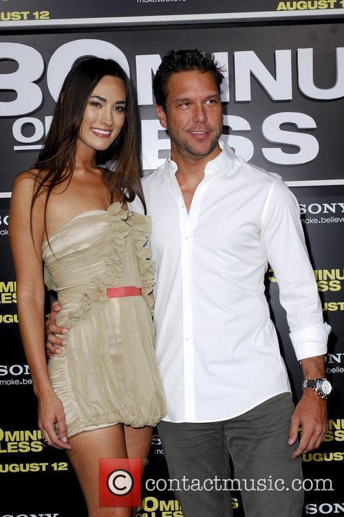 Dane Cook, guest  Los Angeles Premiere of...