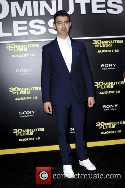 Los Angeles Premiere of 30 Minutes Or Less...