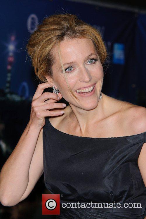 Gillian Anderson Screening of 360 at BFI London...