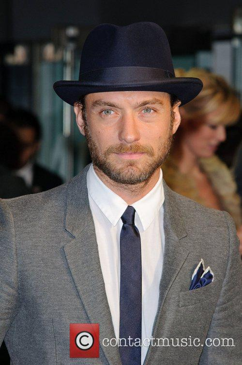Jude Law Screening of 360 at BFI London...