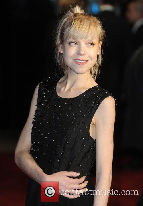 Antonia Campbell-Hughes at the screening of 360 at...