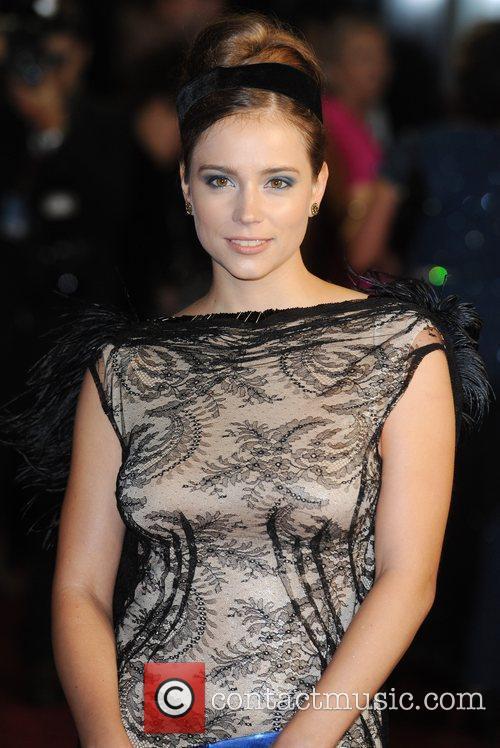 Gabriela Marcinkova at the screening of 360 at...