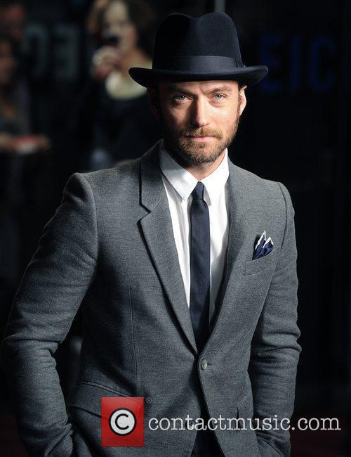 Jude Law at the screening of 360 at...