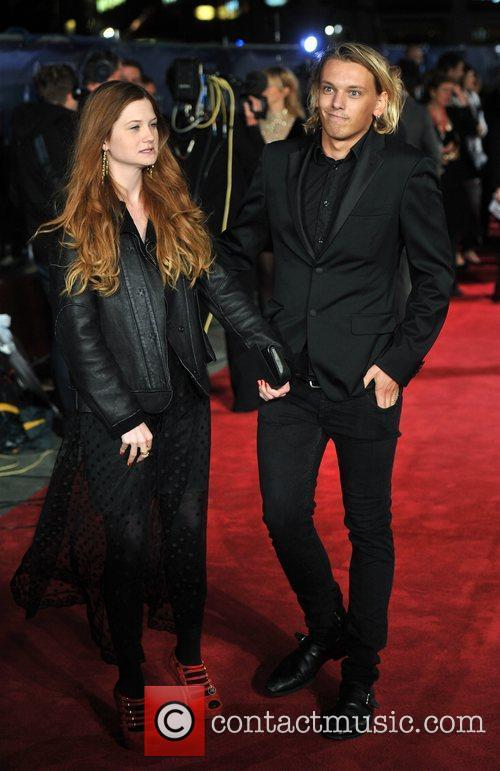 bonnie wright and jamie campbell bower the 5738284