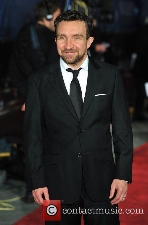 Eddie Marsan and Odeon Leicester Square