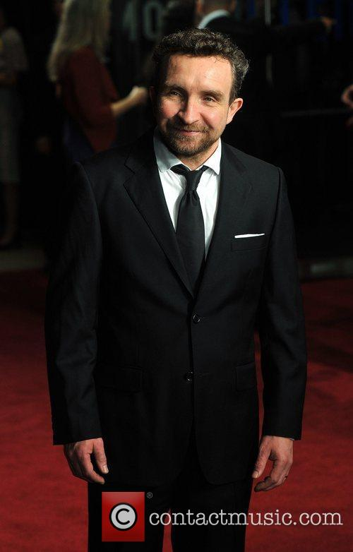 Eddie Marsan and Odeon Leicester Square 4