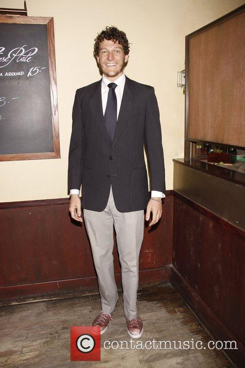 Gabriel Ebert  Opening night after party for...