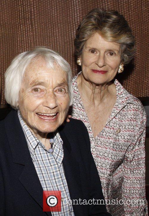 Leepee Joseph and Mary Louise Wilson Opening night...