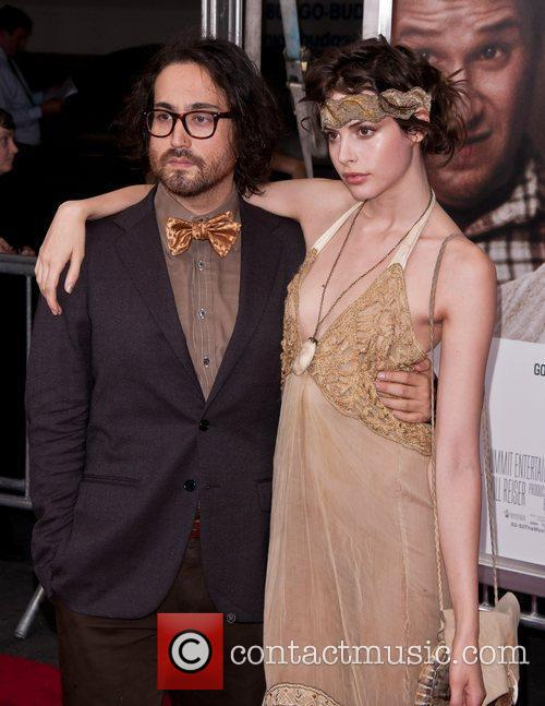 Sean Lennon and Charlotte Kemp Muhl 8