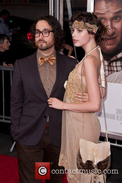 Sean Lennon and Charlotte Kemp Muhl 9