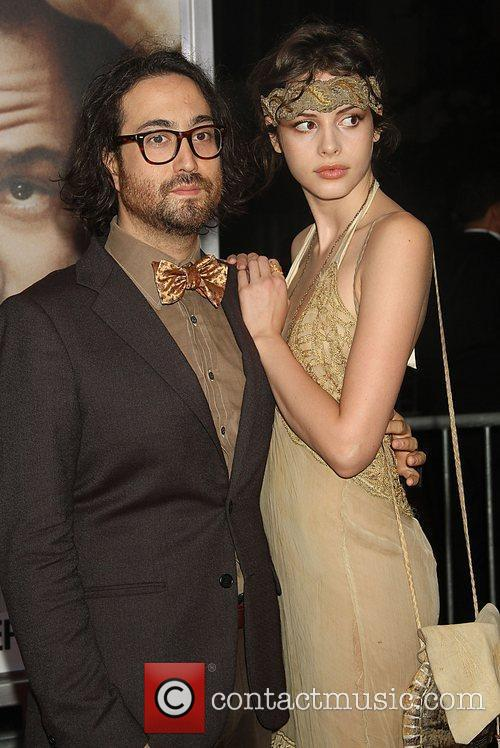 Sean Lennon and Charlotte Kemp Muhl 2