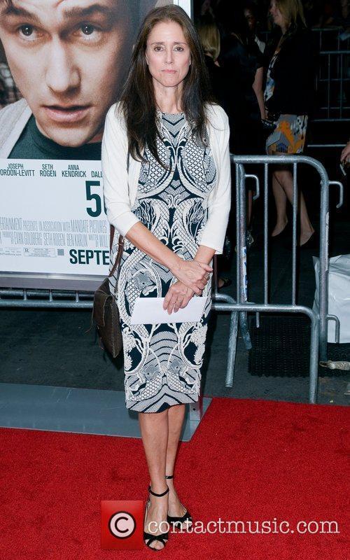 Julie Taymor  50/50 New York premiere -...