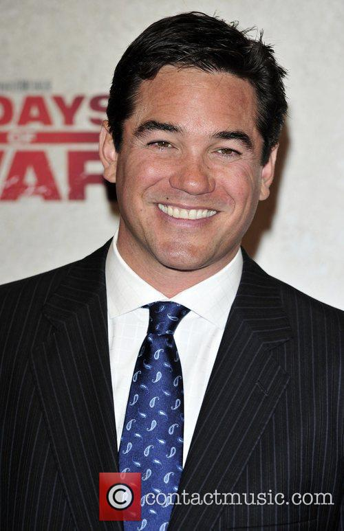 Dean Cain at the '5 Days Of War'...