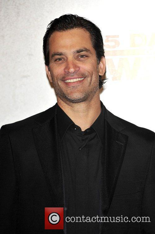Johnathon Schaech at the '5 Days Of War'...