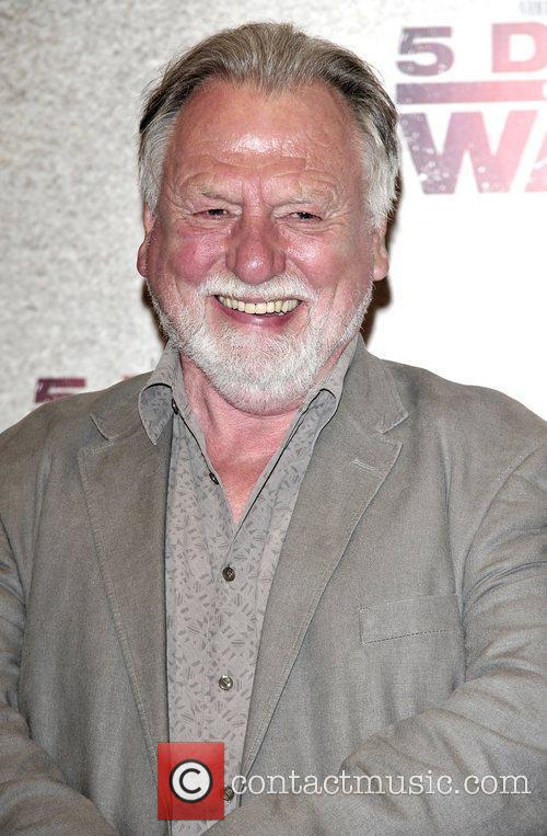 Kenneth Cranham at the '5 Days Of War'...