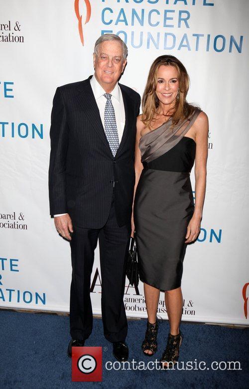David Koch and Julia Koch The 27th American...