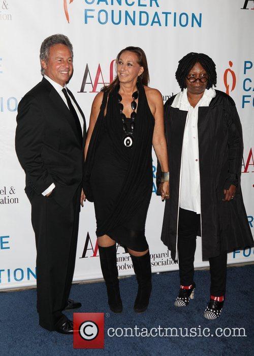 Mark Weber, Donna Karen, Whoopi Goldberg The 27th...