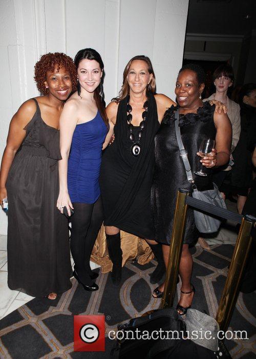 Christine Shepherd, Desiree Rabure, Donna Karen, Mother of...