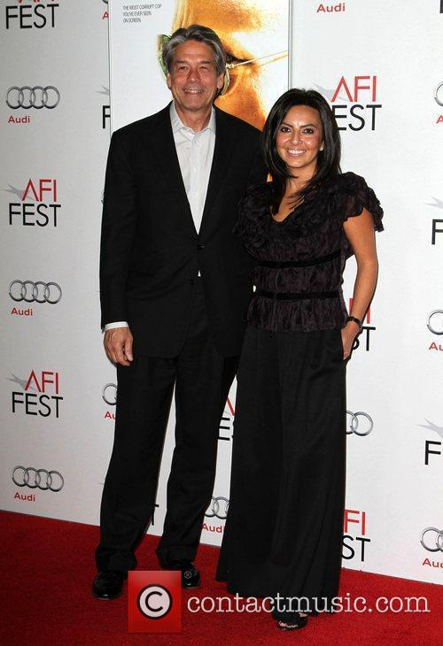 Bill and Lisa Lee at the AFI Fest...