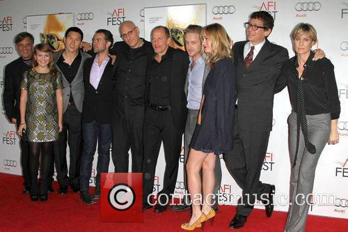 Cast and Crew at the AFI Fest 2011...