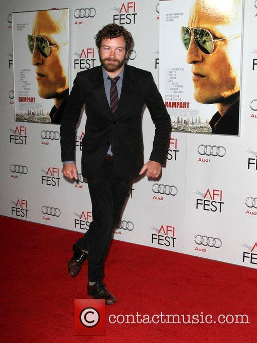Danny Masterson at the AFI Fest 2011 screening...