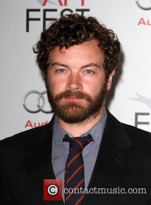 Danny Masterson and Grauman's Chinese Theatre 1