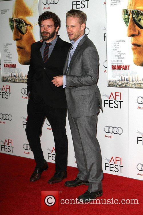 danny masterson ben foster at the afi 3594587