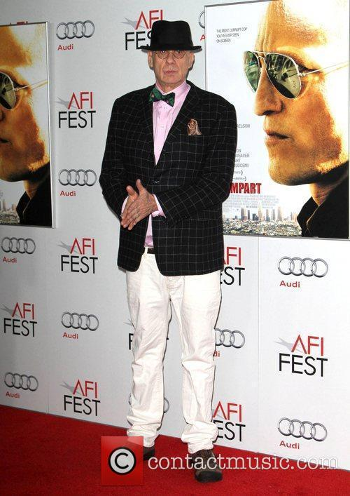 James Ellroy at the AFI Fest 2011 screening...
