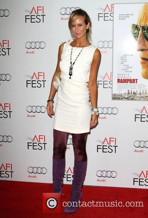 At the AFI Fest 2011 screening of Rampart