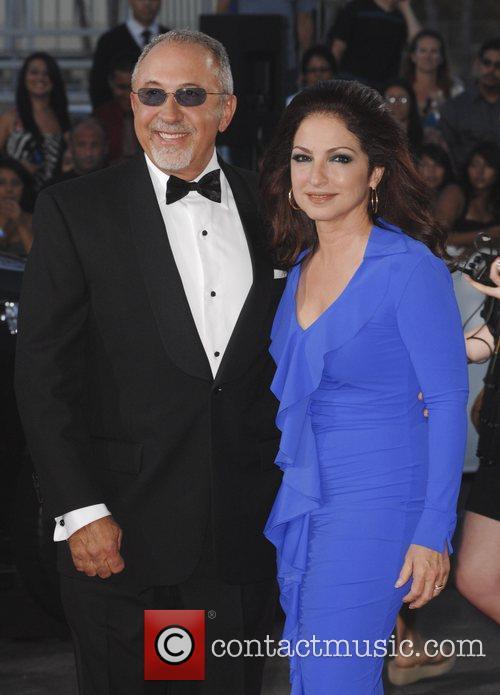 Emilio Estefan, Gloria Estefan  2011 NCLR ALMA...