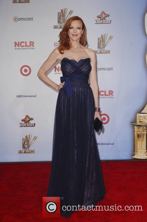 Marcia Cross and Alma Awards 3