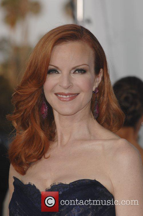 Marcia Cross and Alma Awards 2