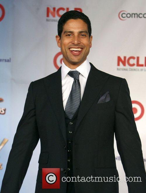 Adam Rodriguez 2011 NCLR ALMA Awards - arrivals...