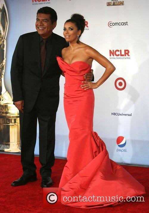 George Lopez, Eva Longoria and Alma Awards 10