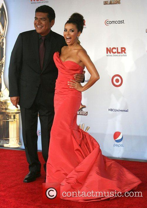 George Lopez, Eva Longoria and Alma Awards 11