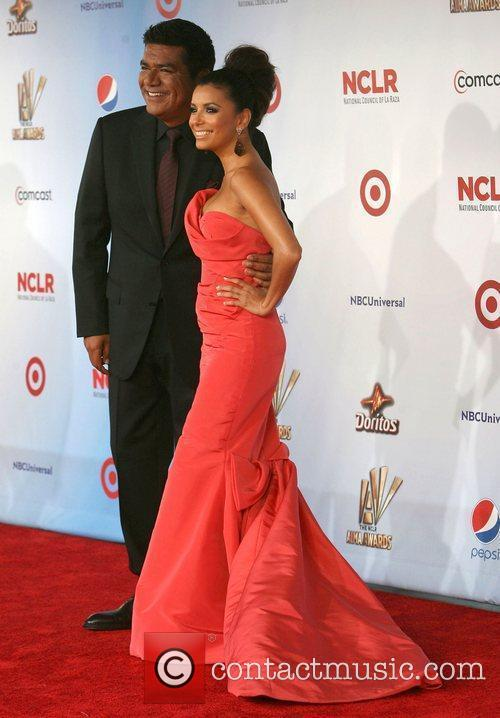 George Lopez, Eva Longoria and Alma Awards 7